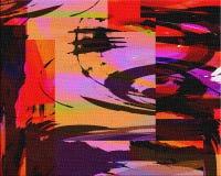 obraz abstrakcyjne Obrazy Royalty Free