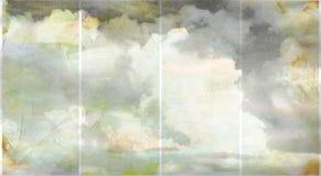 obraz abstrakcyjne Obrazy Stock