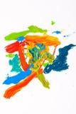 obraz abstrakcyjne Fotografia Stock