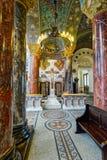 Obraz na kopule Morska katedra święty Nichola zdjęcie stock
