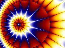 obraz przez komputer Zdjęcie Royalty Free