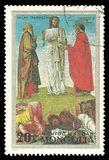 Obraz transfiguracja Bellini Obrazy Stock