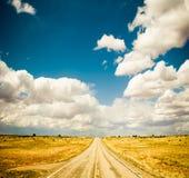 obraz wibrujący highway Zdjęcie Royalty Free