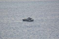 Obrazek łódź na plaży zdjęcie royalty free