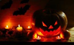 Obrazek Halloween wakacje tło Obraz Royalty Free