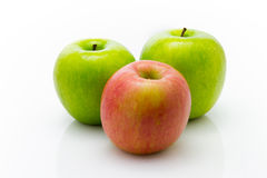 Obrazek jabłka Obrazy Royalty Free