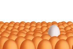 Obrazek jajko 22 Zdjęcie Stock