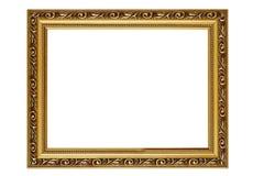 Obrazek rama Obrazy Stock