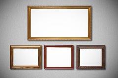 Obrazek rama fotografia stock