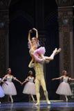 obrazka 3-The baleta dziadek do orzechów Obrazy Stock