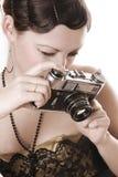 obrazka brać kobieta Obrazy Royalty Free