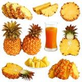 obrazka inkasowy ananas fotografia royalty free