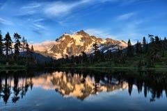 Obrazka Jezioro Zdjęcia Royalty Free