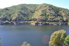 Obrazka naturalny panoramiczny przypadkowy well zaświecający obrazy royalty free