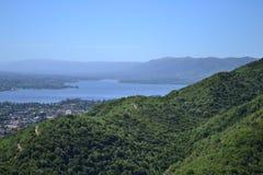 Obrazka panoramiczny przypadkowy well zaświecający zdjęcia royalty free