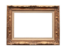 obrazka ramowy biel Obraz Royalty Free