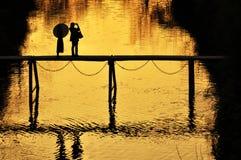 Obrazki dwa ludzie zdjęcie stock