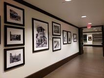 Obrazki o zjednoczenie staci historii pokazują na ścianie zdjęcie royalty free