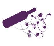 Obrazkowi winogrona Obraz Royalty Free