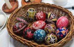 Obrazu Easter jajka Zdjęcia Stock