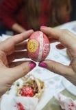 Obrazu Easter jajka Obrazy Royalty Free