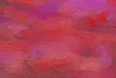 Obrazu olejnego abstrakta stylu grafika na kanwie Zdjęcia Royalty Free