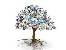 obrazuje drzewa ilustracji