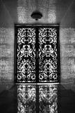 Deseniowy drzwi Fotografia Stock