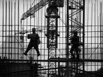 Obreros imagenes de archivo