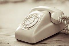 Obrotowy telefon zdjęcia stock