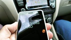 Obsługuje z Nokia 6 smartphone Android samochodu deską rozdzielczą zbiory wideo