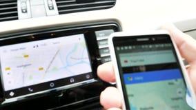 Obsługuje z Nokia 6 smartphone Android samochodu deską rozdzielczą zdjęcie wideo