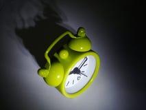 Obscuridad del reloj Fotos de archivo libres de regalías