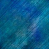 Obscuridade abstrata - fundo azul Imagens de Stock