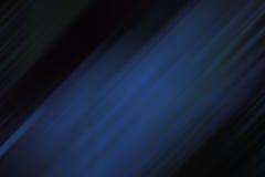 Obscuridade abstrata - fundo azul com listras fotos de stock