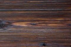 Obscuridade de madeira do fundo Imagem de Stock Royalty Free
