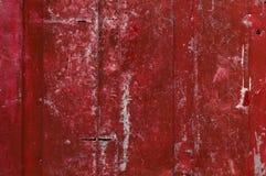 Obscuridade do fundo do Grunge - cor vermelha com espaço para o texto ou a imagem Foto de Stock