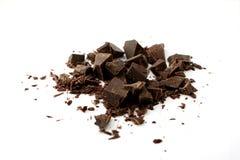 obscurité de chocolat Image libre de droits