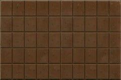 obscurité de chocolat Photographie stock