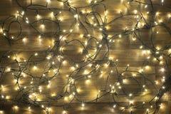 obscurité de Noël de fond Image libre de droits