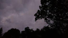 Obscurité sur terre Images libres de droits