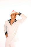 Observação do homem do marinheiro Imagem de Stock Royalty Free