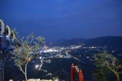 Observação na noite Imagem de Stock