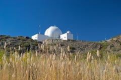 Observación de las estrellas Fotos de archivo