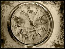 Observación del tiempo Foto de archivo libre de regalías