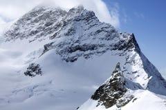 Observación y Jungfrau de la esfinge Imágenes de archivo libres de regalías