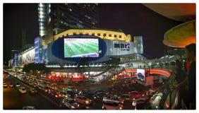 Observateur du football de MBK images stock