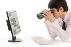 Observation Stock Photography
