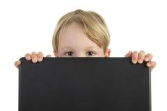 Observation de vous. Image stock