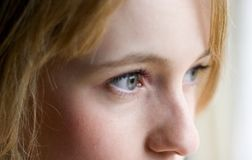 Observation de yeux photos stock